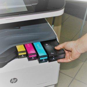 HP PageWide P77740 - tonerové kazety