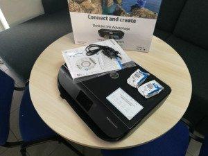 HP DeskJet Ink Advantage 5075 obsah balení