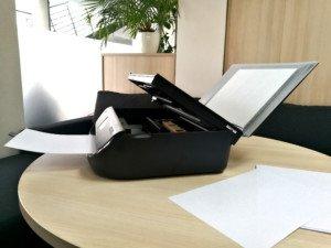 HP DeskJet Ink Advantage 5075 rozložená