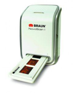 Základní druhy skenerů - filmový