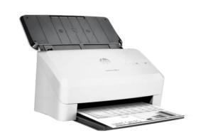 základní typy skenerů - průtahový