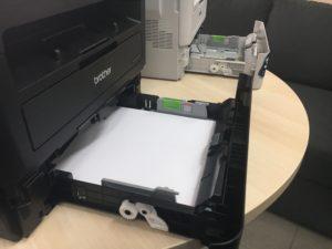 Recenze tiskárna Brother TonerBenefit černá šedá
