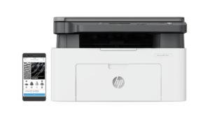 Recenze HP Laser MFP 135w
